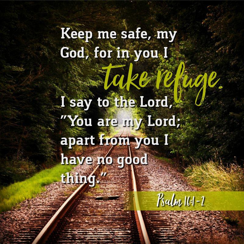 Psalm 16:1-2