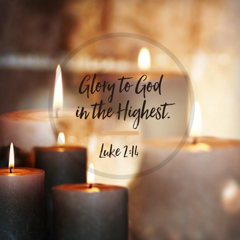 Luke 2:14-