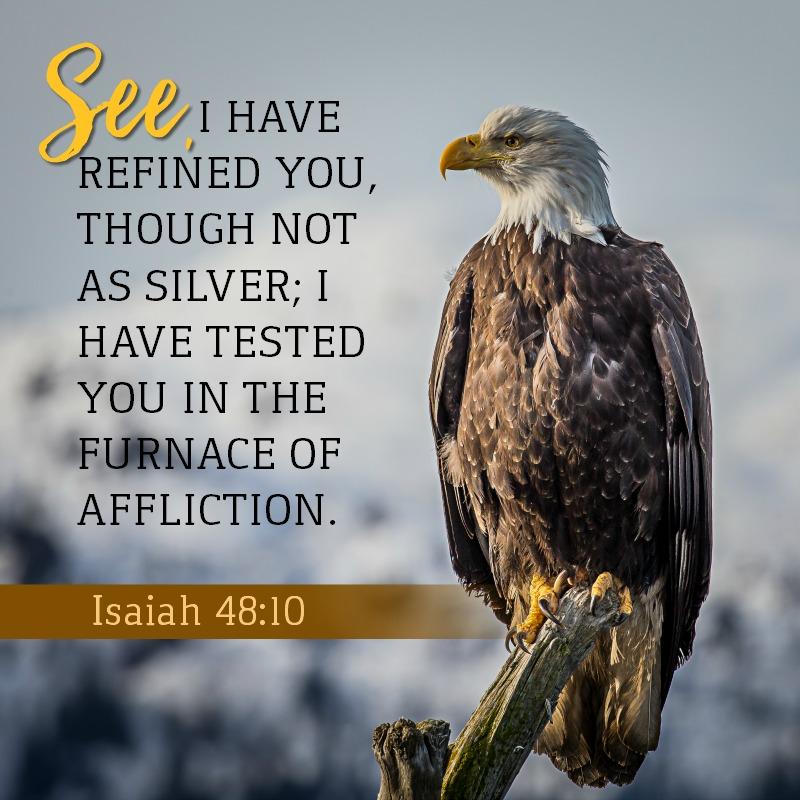 Isaiah 48:10