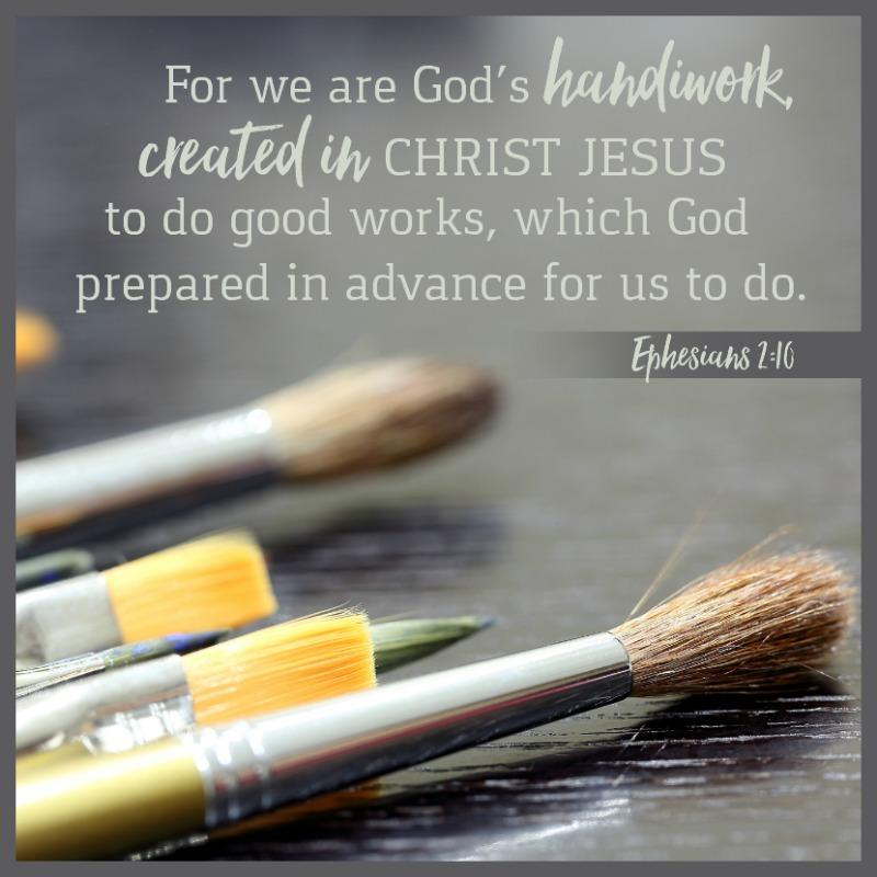 Ephesians 2:10 -