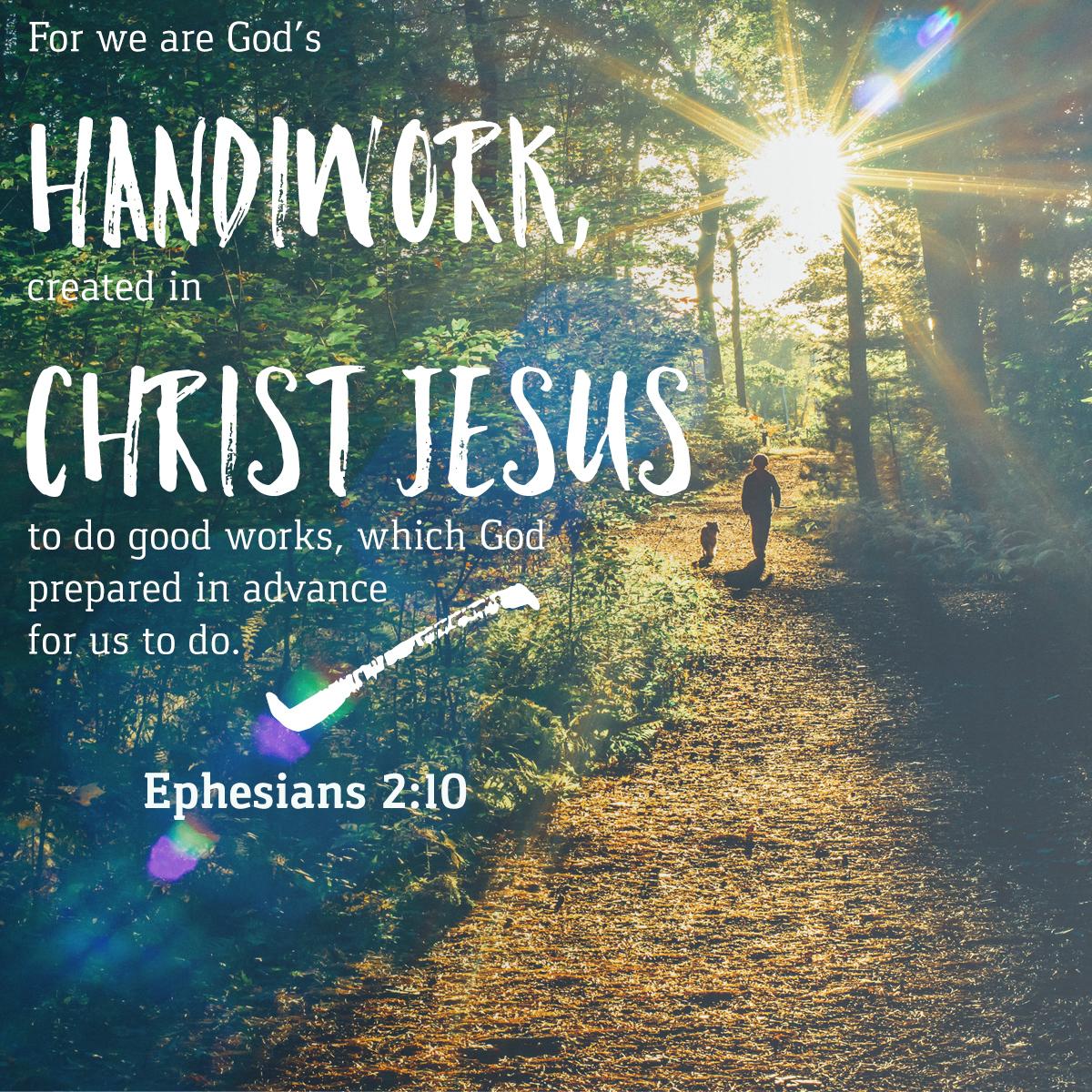 Ephesians 2:10-