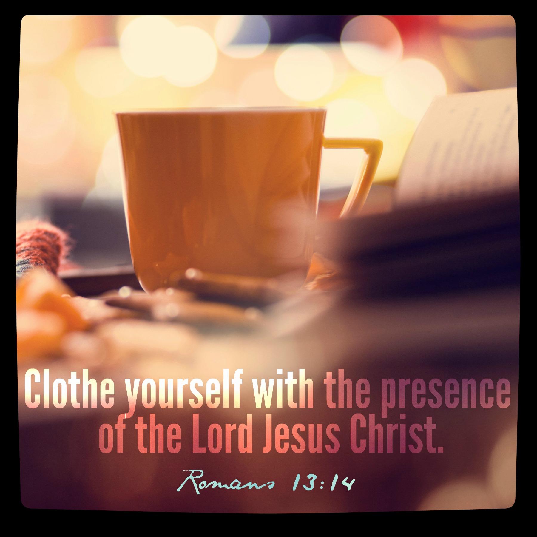 Dressing For Christ