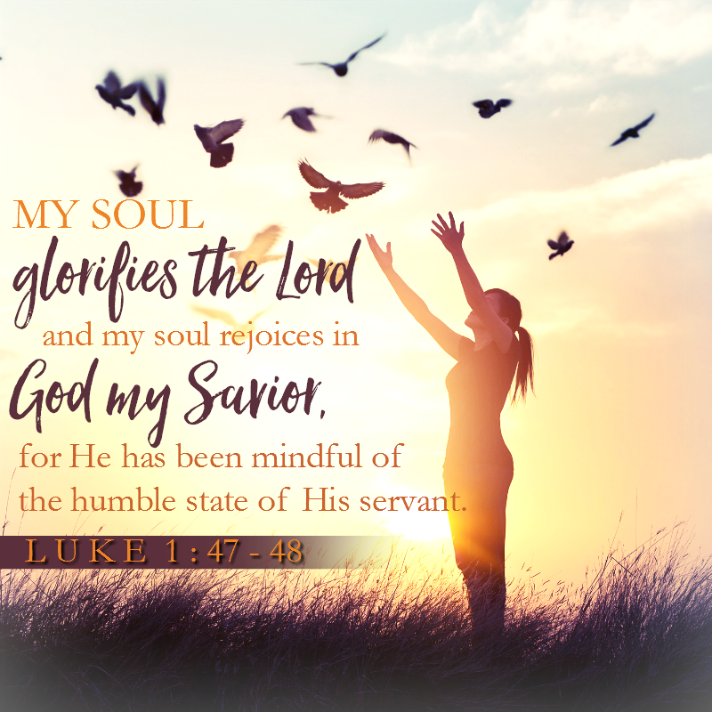 Humble Savior: Luke 1:47-48