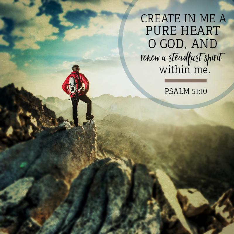 Psalm 51:10-