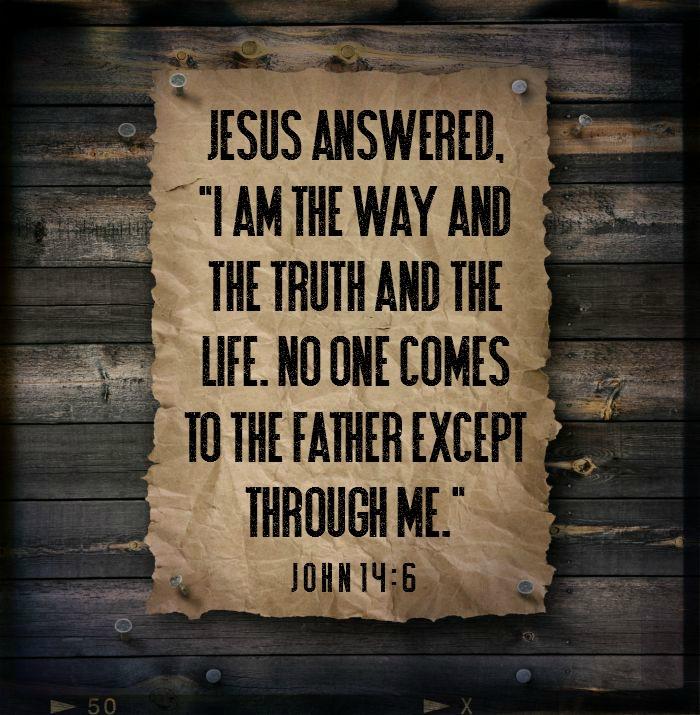 Daily Verse - John 14:6