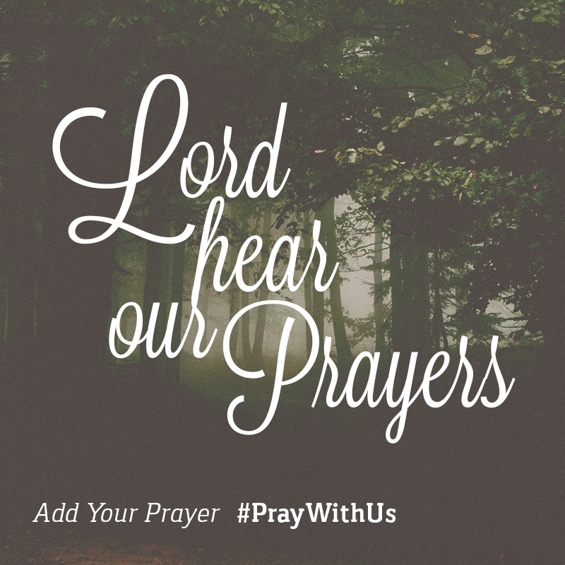 Lord, Hear Our Prayers