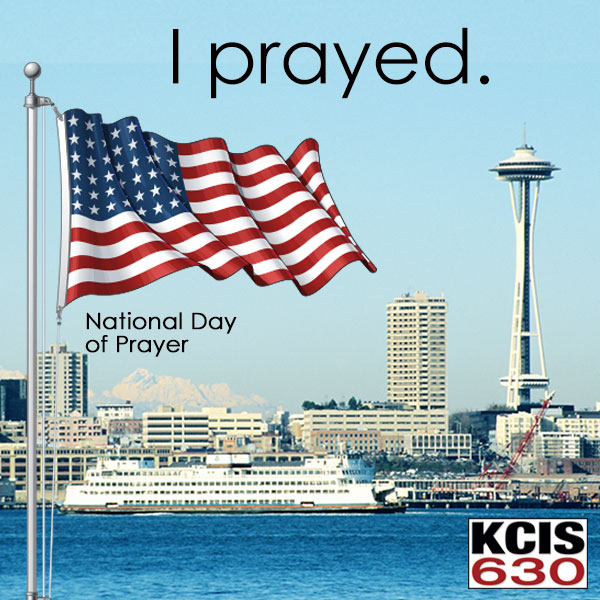 National Day of Prayer - Thursday, May 7