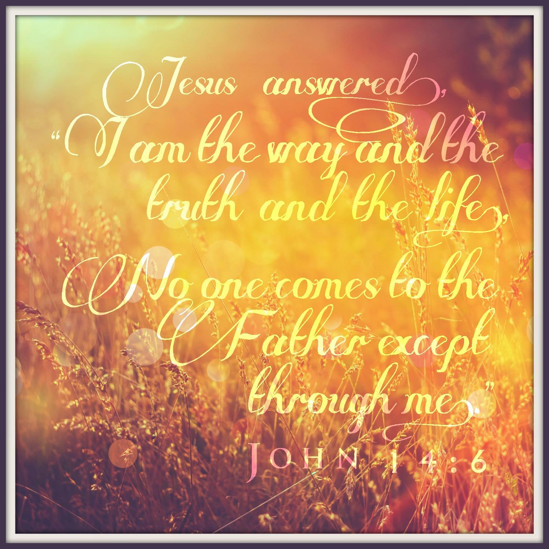 John - 14:6