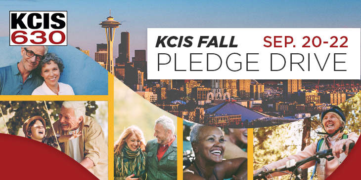 Partner with us during our Pledge Drive
