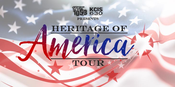 Join us on the Heritage of America Tour!
