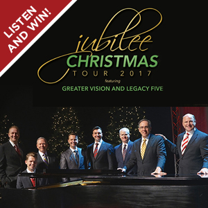 """Win CDs: """"Jubilee Christmas"""" & """"Hymns of the Ages"""""""