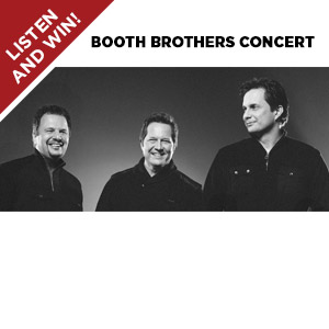 Win a CD from the Booth Brothers!