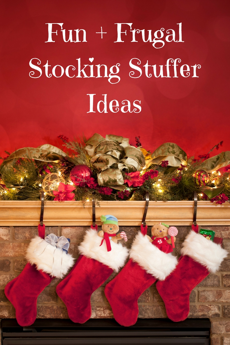 Cheap Christmas stocking stuffer ideas for kids. #stockingstuffer #christmasgift