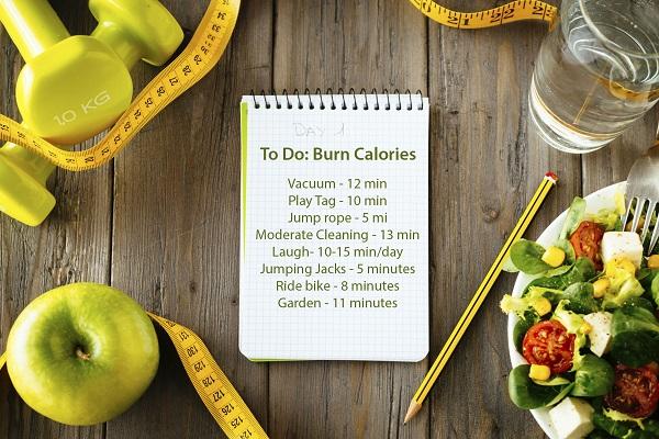 Quick Calorie Burn