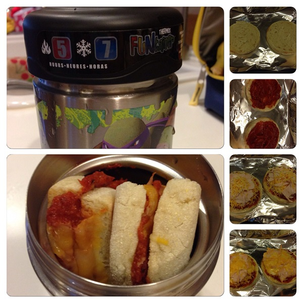 Thermos Pizza (and other lunch winners!)