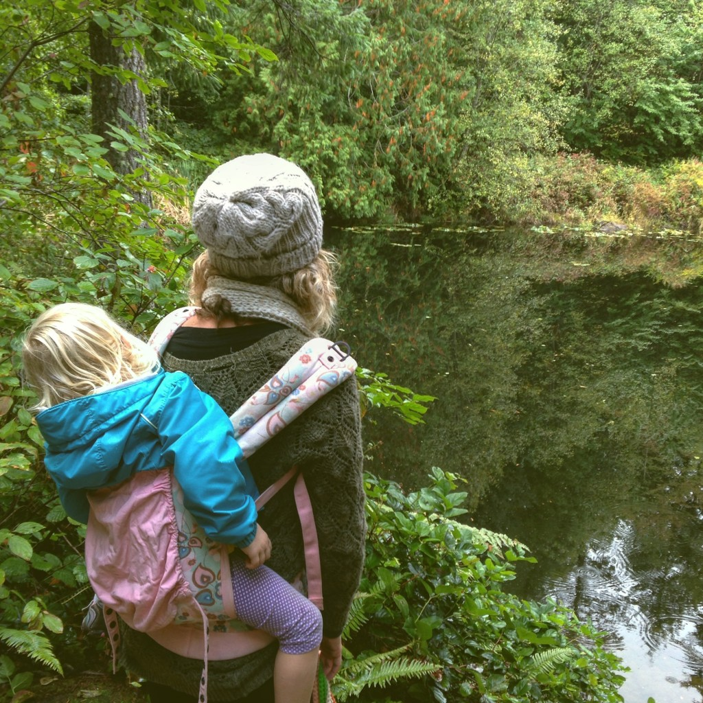 Family Hike:  Squires Lake