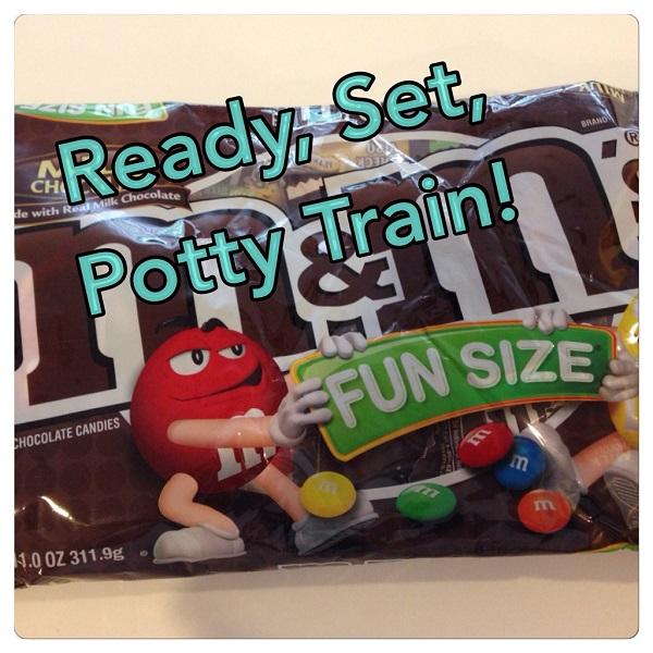 Ready, Set, Potty Train!