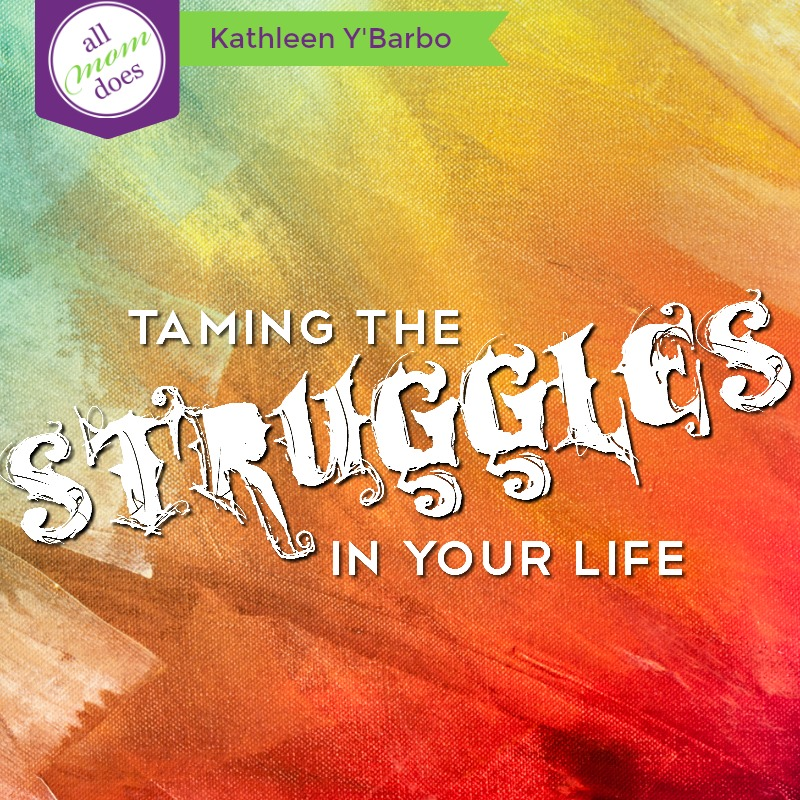 Meet Baxter: Taming the Struggles in Your Life