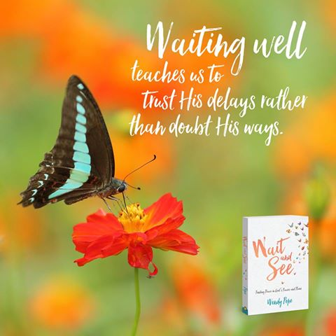 Podcast: Being Patient in the Waiting