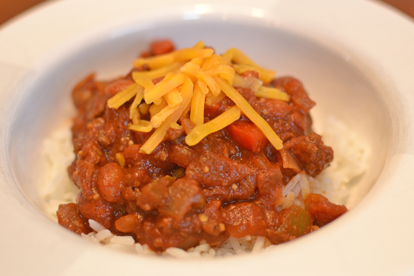 How to Repurpose Your Leftovers:  Chili con Carne