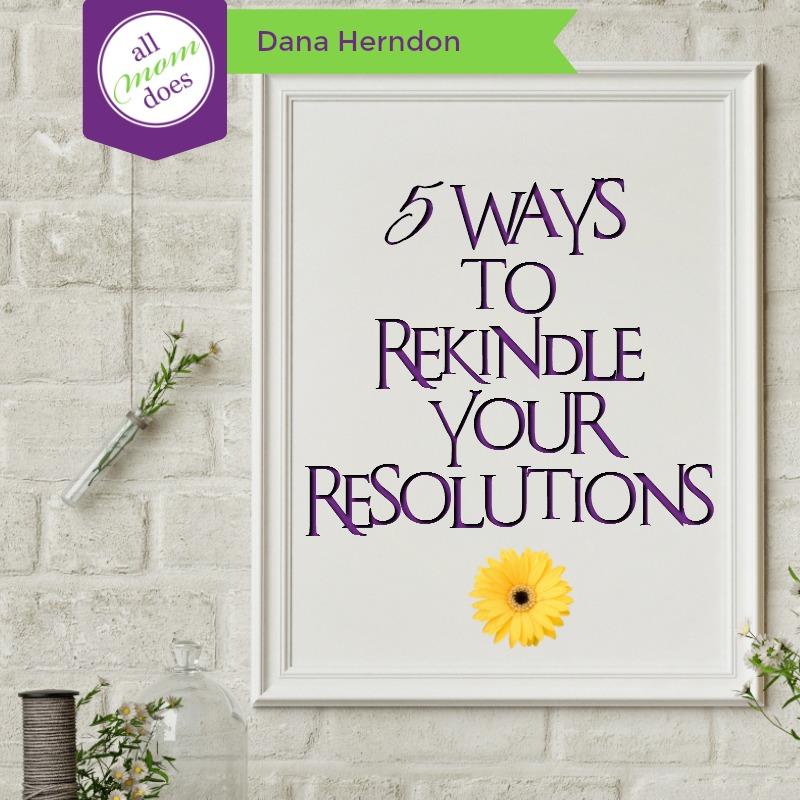 Resolution Encouragement