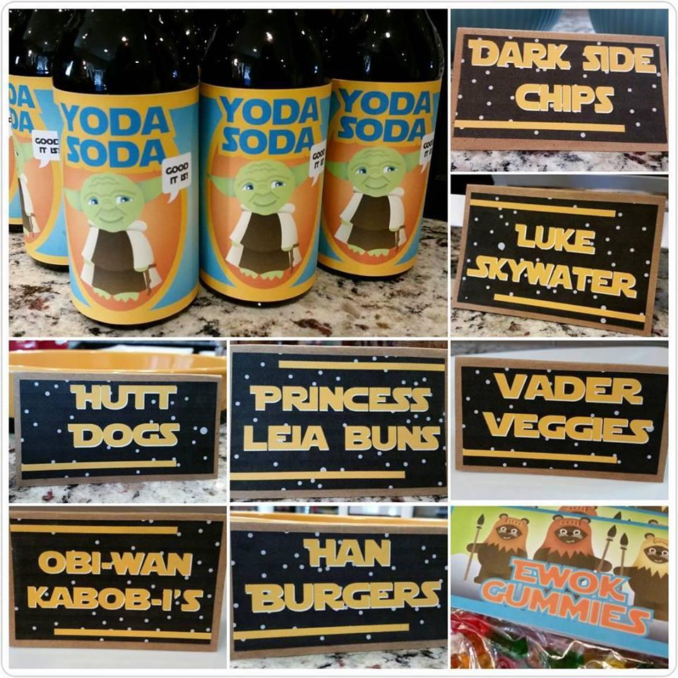 Star Wars Party Idea