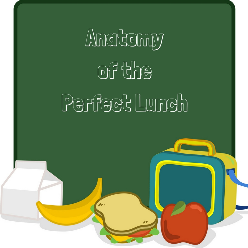 Anatomy of the Perfect Lunch