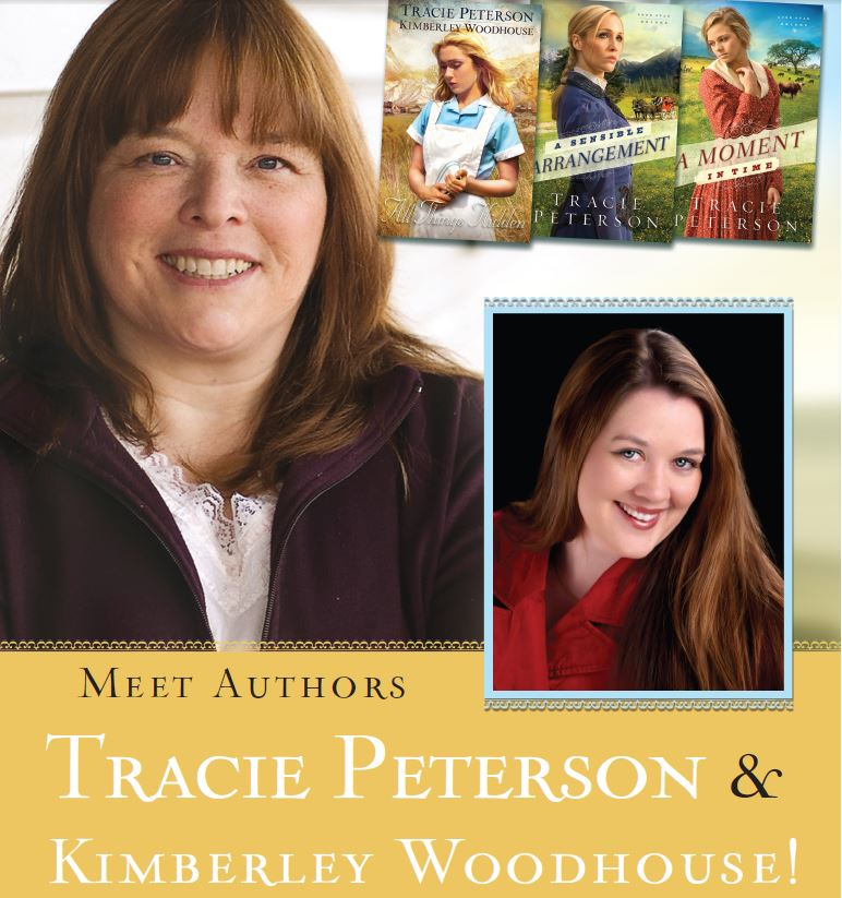 Interview with Tracie Peterson