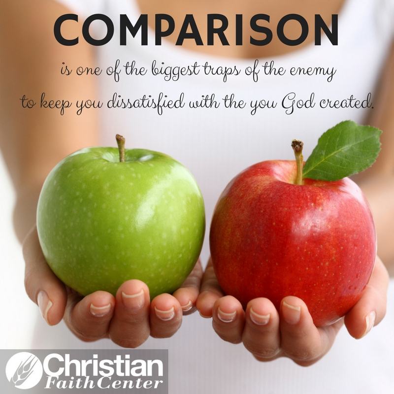 YOU Compare to No One Else