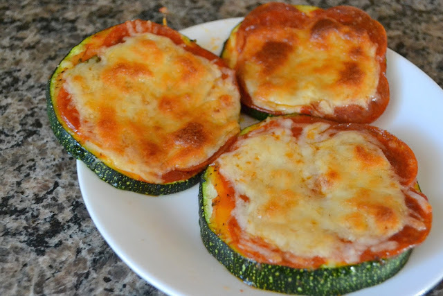 Recipe: Zucchini Pizza Slices