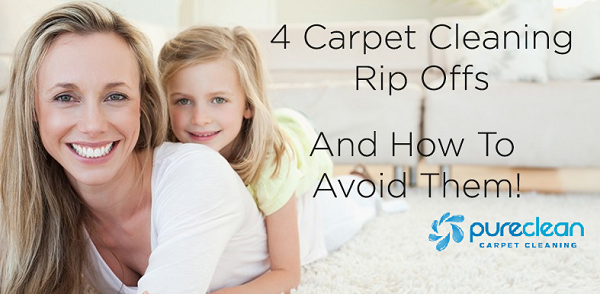 Free eBook:  How to Avoid Carpet Cleaning Rip-Offs