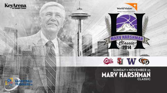 Win Tickets to the Marv Harshman Classic