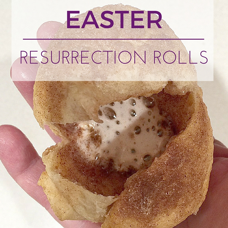 Easter Resurrection Rolls