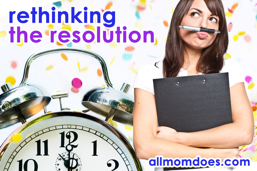 Rethinking The Resolution