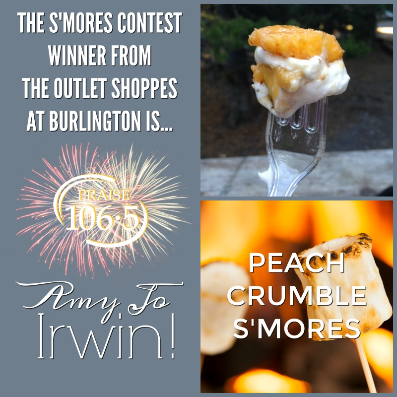 S'more Recipes Winner Announced