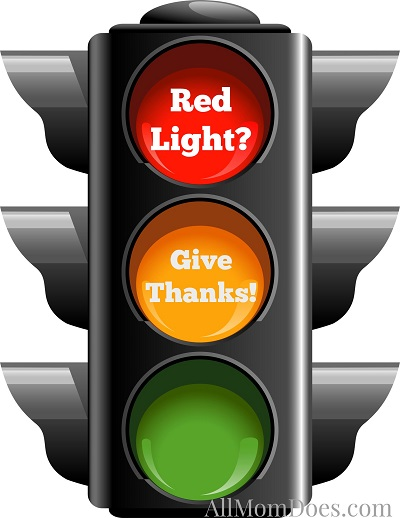 Red Lights, Give Thanks