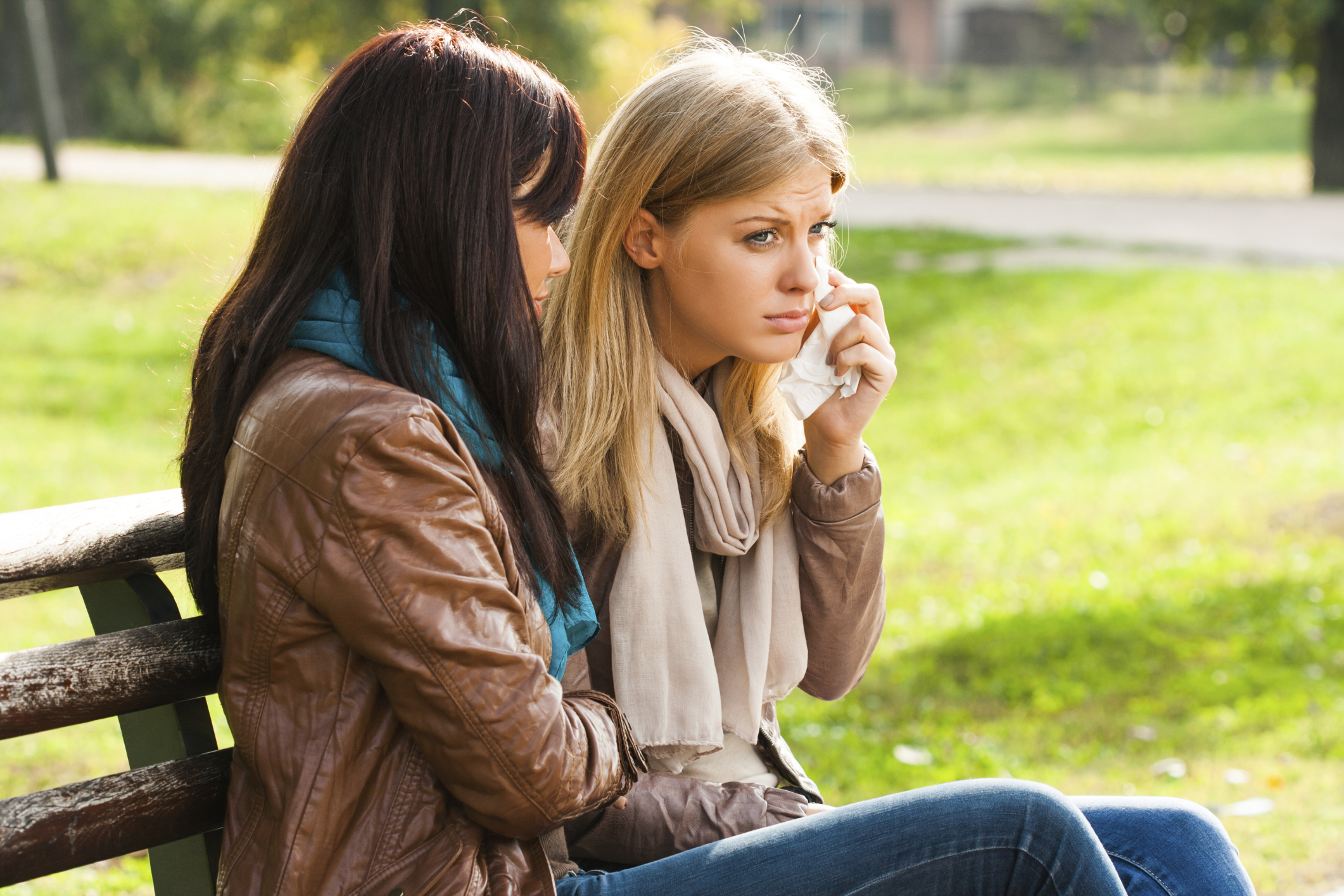 How to Listen When a Friend Is in Pain