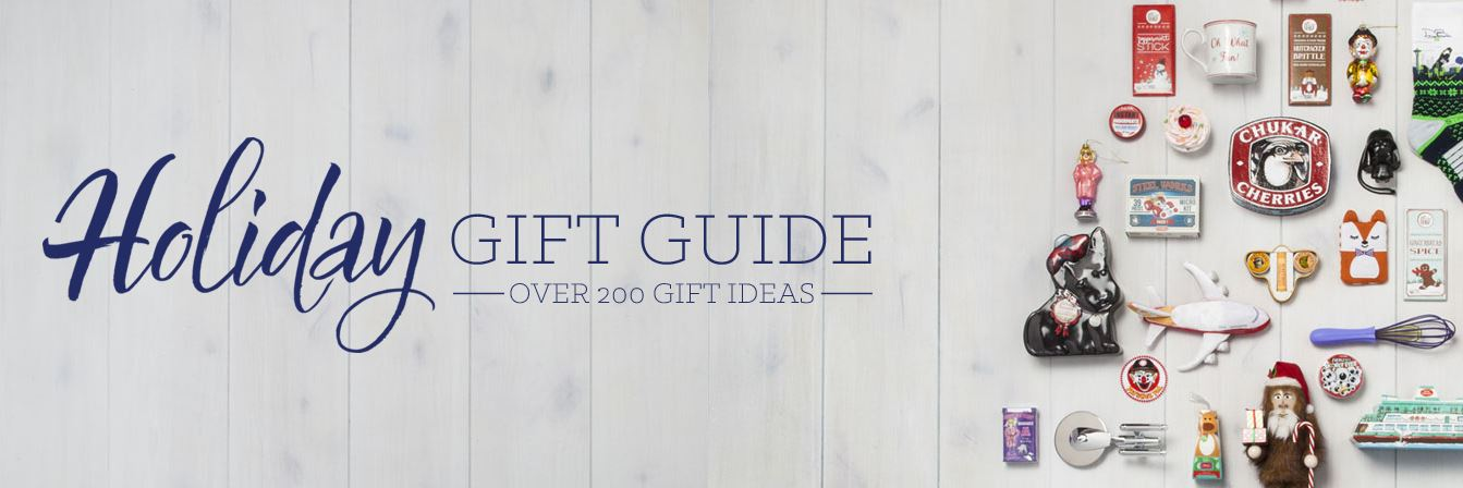 Gifts for Everyone on Your List!