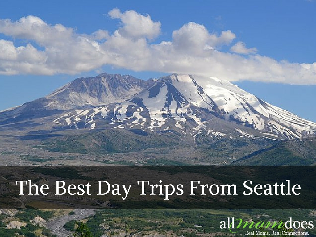 The Best Day Trips From Seattle