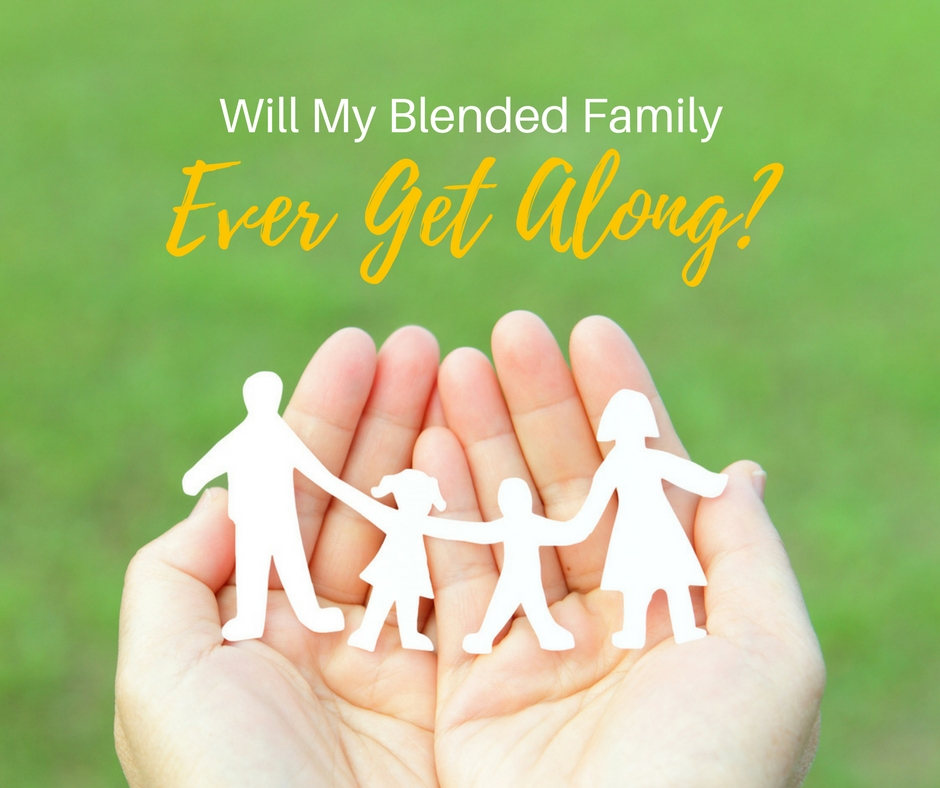 Will The Siblings In My Blended Family Get Along?