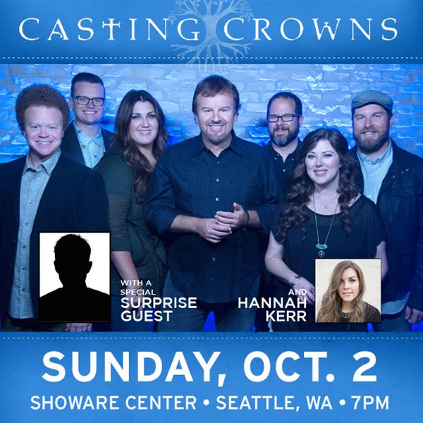 ENTER TO WIN - Casting Crowns Reporter for a Day