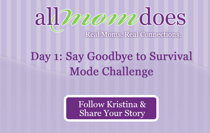 Day 1: Say Goodbye to Survival Mode Challenge