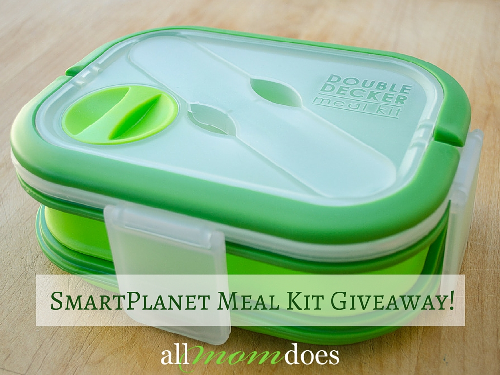 GIVEAWAY: SmartPlanet Double Decker Meal Kit