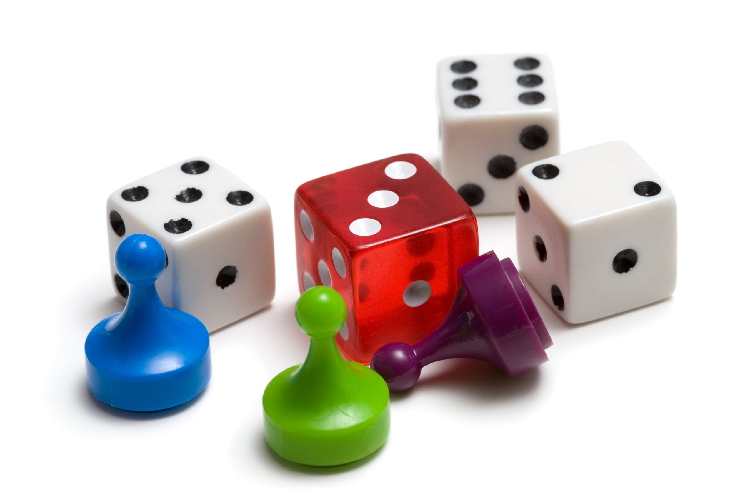 Ten Board Games for Families