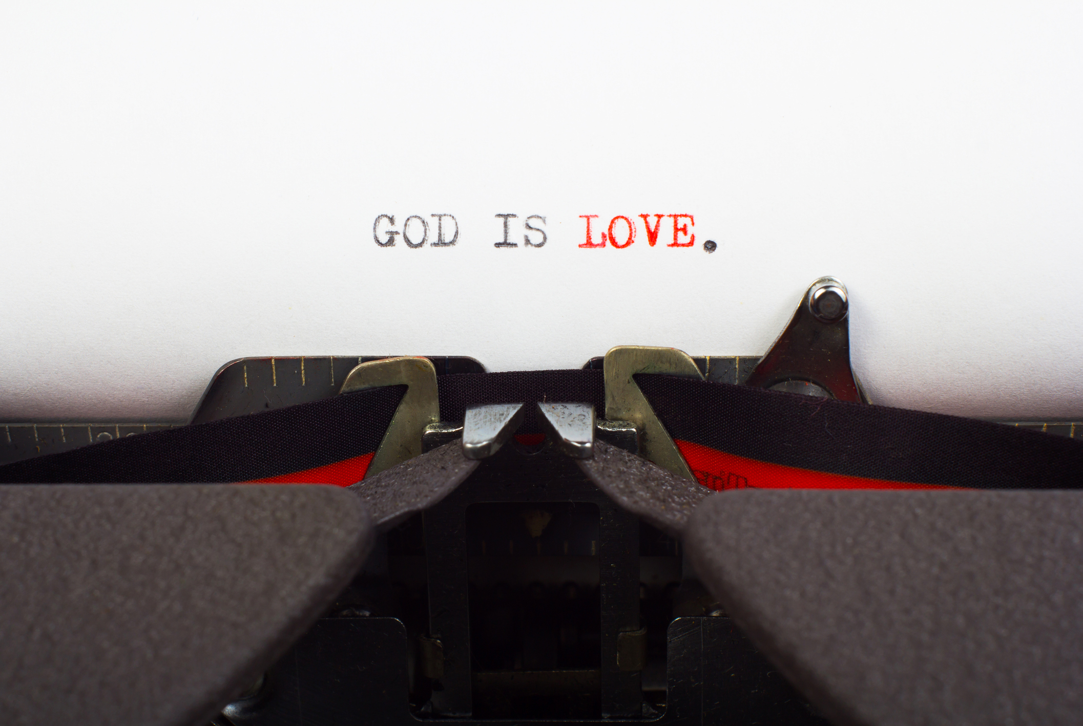 Do I REALLY Love God?