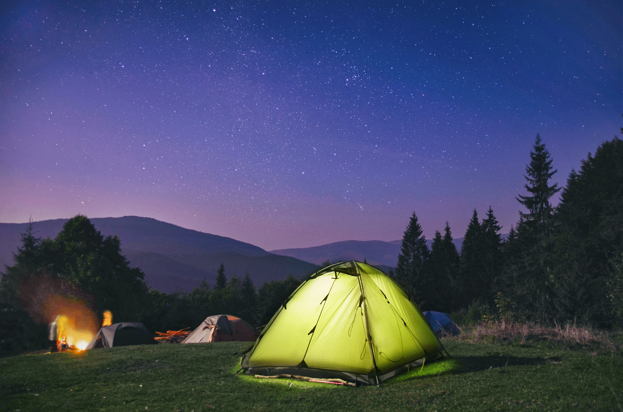 12 Washington Campgrounds That Have Space for You This Summer