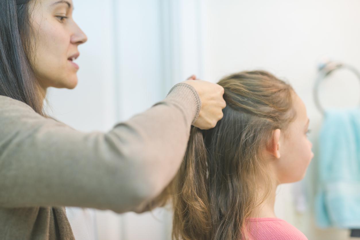 Ten Easy Hair-Dos For Little Girls