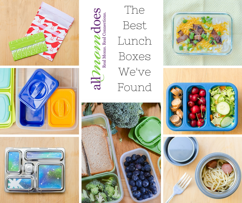 The Best Lunch Boxes We've Found