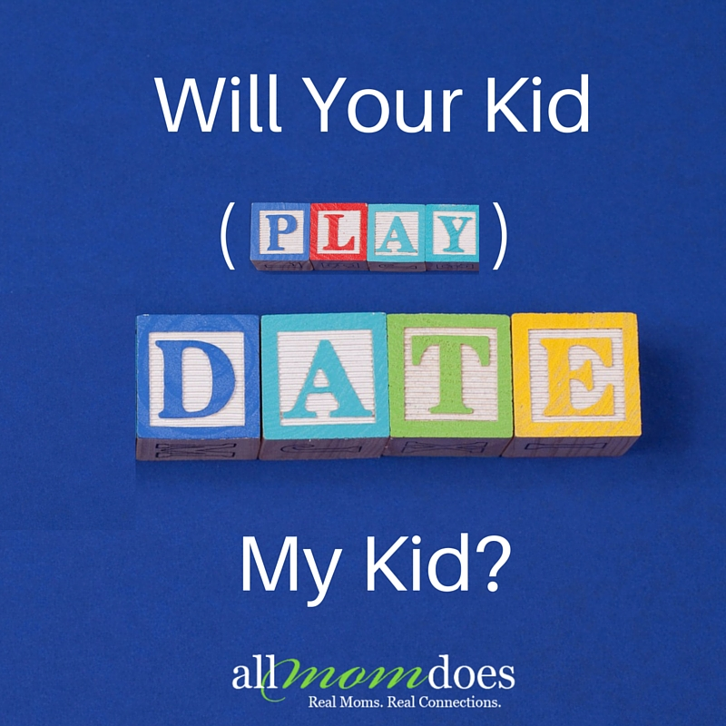 Will Your Kid (Play) Date My Kid?