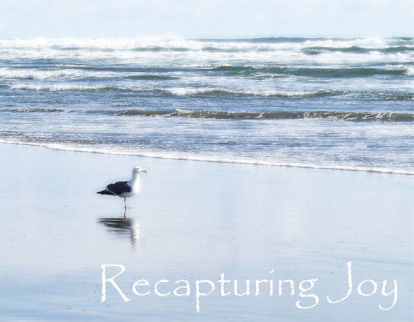 Recapturing Joy:  What do you do well?